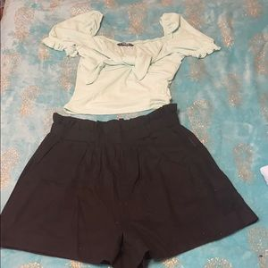 Shein never worn outfit